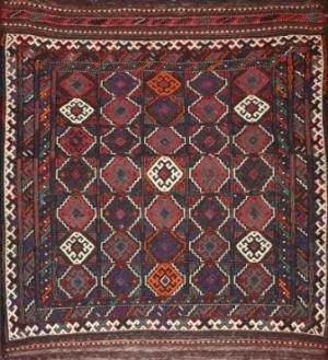 Persian Baluch Saddle Bag (333053)