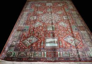Persian Qum Silk (930131)