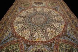 Persian Tabriz Fine Nakshe Ghumbadi (930108)