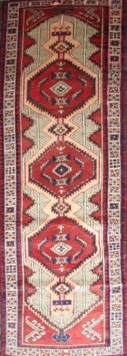 Persian Mahal Runner (Red) (112435)