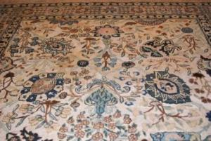 Persian Kashan Silk Pattern Shah Abbasi (930222)