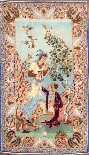 Fine Persian Isfahan (304870)