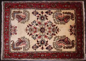 Sarouk (Beige) (111848)