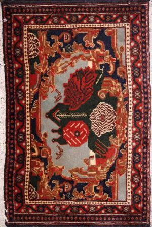 Persian Senneh (70sn2186)