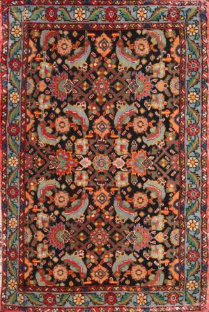 Persian Tabriz silk (70tb1913)