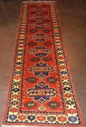 Afghan Kargai (Red) (12kr3502)