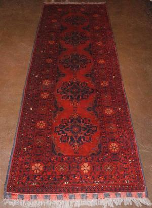 Afghan Khan (Red) (123674)