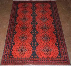 Afghan Khan (Red) (126333)