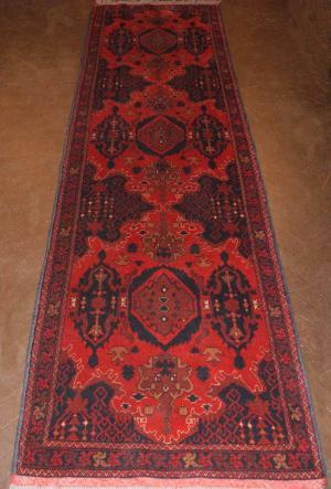 Afghan Khan (Red) (126340)