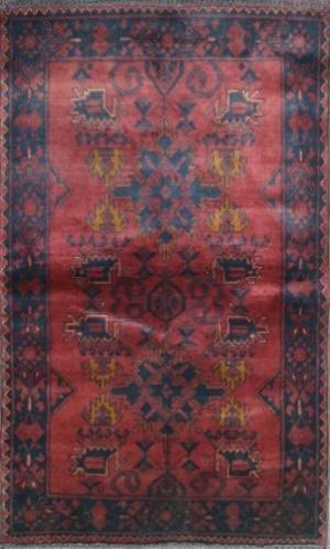 Afghan Khan (Red) (124780)