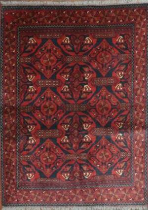 Afghan Khan (Red) (124785)