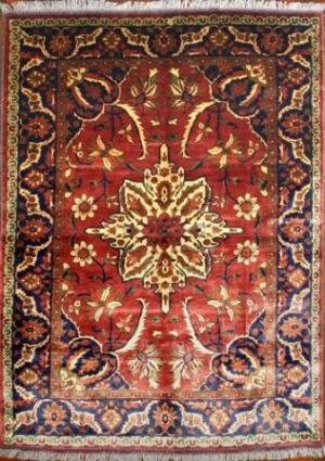 Afghan Karagai (Red) (123713)