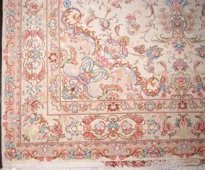 Persian Silk Tabriz (109489)