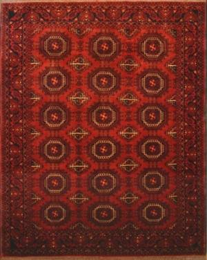 Afghan Khan (Red) (124138)