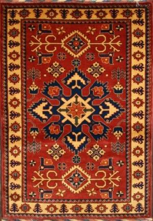 Afghan Kargai (Red) (124349)