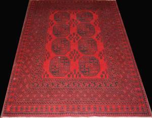 Afghan (Red) (126095)