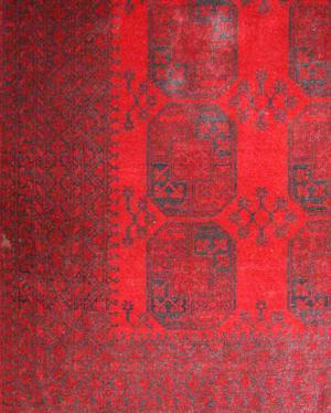Afghan (Red) (126144)