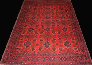 Afghan Khan (Red) (126145)