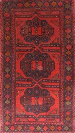 Afghan Khan (Red) (126168)
