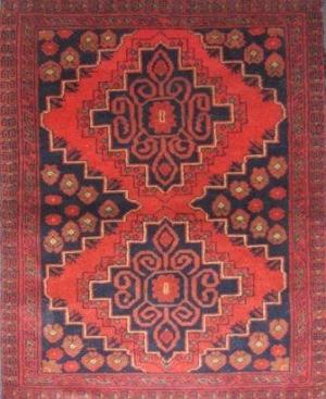 Afghan Khan (Red) (126194)