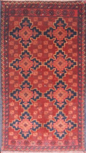 Afghan Khan (Red) (126207)