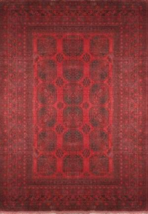 Afghan (Red) (124769)