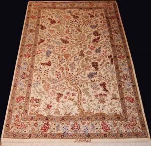 Persian Silk Qum (32755q)