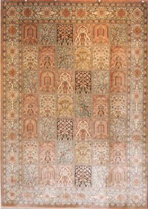 Kashmire Silk (k98596)