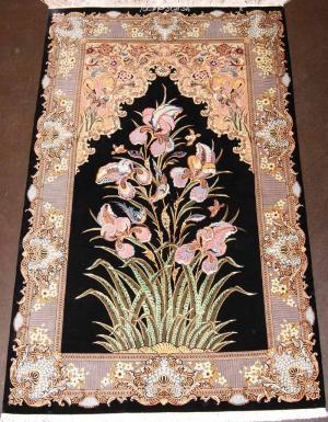 Fine Persian Silk Qum (99g2457q)