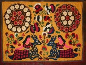 Uzbek Suzani (384219)