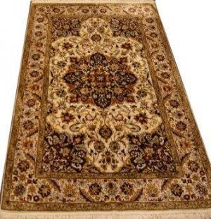Fine Persian Silk Kashan (116444)