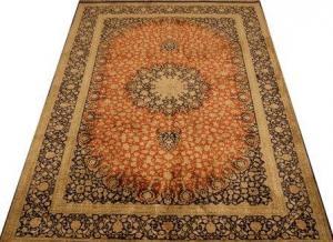 Fine Persian Silk Qum (116447)