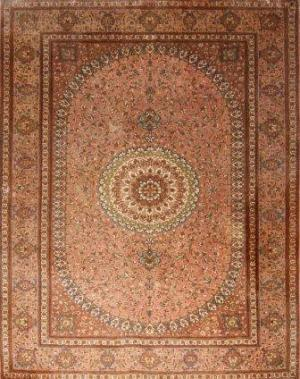 Fine Silk Qum (116861)