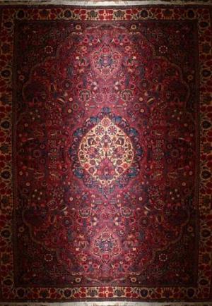 Persian Varamin (Red) (111499)