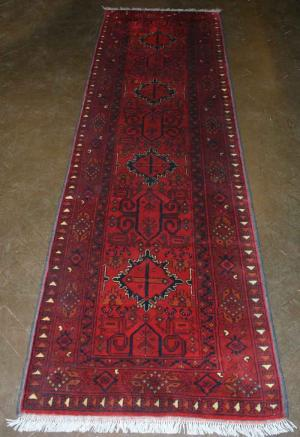 Afghan Khan (Red) (124943)