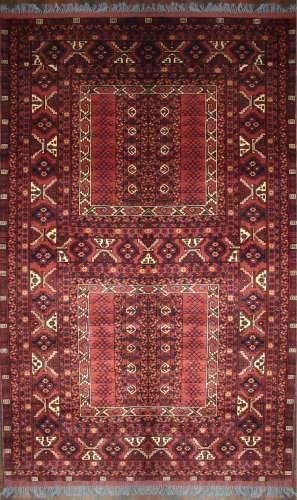 Afghan Hachloo (Red) (124965)