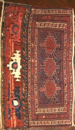 Old Qashquai Kilim Sumak (102219)