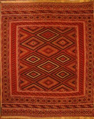 Afghan Mushwanee Sumak (223331)