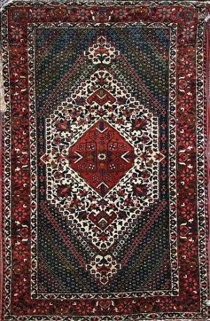 Antique Persian Bakhtiar (105400)