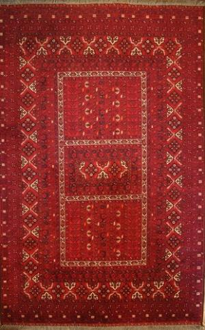 Afghan Hatchloo (Red) (124139)