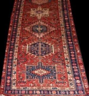 Old Persian Karadja (Red) (11xy1971)