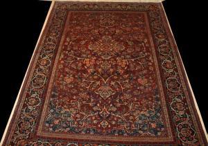 Persian old Kashan(Red) (930213)