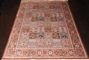 Fine Persian Silk Qum (109954)
