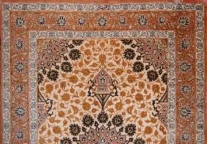 Fine Persian Silk Qum (70qm6241)