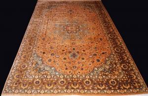 Fine Persian Silk Qum (signed) (99g2459q)