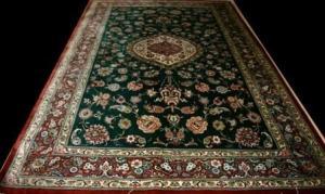 Persian Qum Silk Jamshedi (930103)