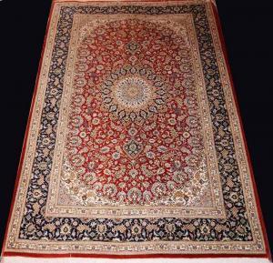 Persian Silk Qum (31287q)