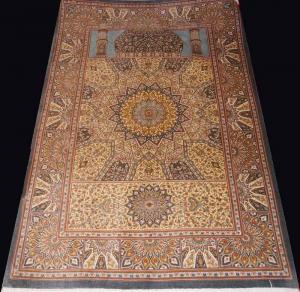 Persian Silk Qum (33425q)