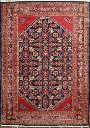 Antique Persian Lilian (105382)