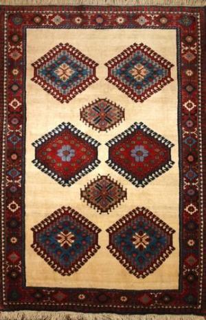 Persian Yalameh (Beige) (113470)